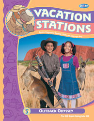 Vacation Stations: Outback Odyssey (for 5th gd. going into 6th)