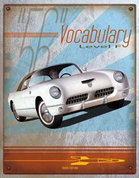Vocabulary Level F Student WorkText (3rd ed.)