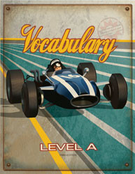 Vocabulary Level A Student Worktext (3rd ed.)