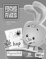 Focus on Fives  Write Now!  4th Edition