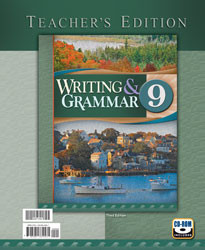 Writing and Grammar 9 Teacher's Edition (3rd Ed.)