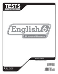 English 6 Test (2nd Ed.)