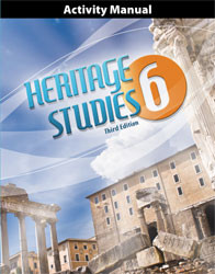 Heritage Studies 6 Student Activity Manual (3rd ed.)