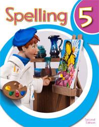Spelling 5 Student Worktext (2nd ed.)