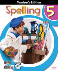 Spelling 5 Teacher's Edition (2nd ed.)