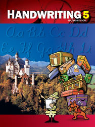 Handwriting 5 Student Worktext (2nd Ed.)