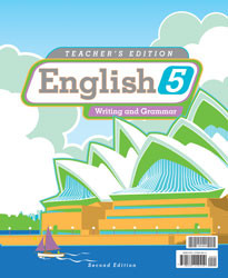 English 5 Teacher's Edition (2nd Ed.)