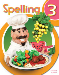 Spelling 3 Student Worktext (2nd ed.)