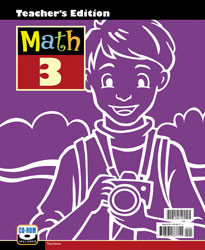 Math 3 Teacher's Edition (3rd Ed.)