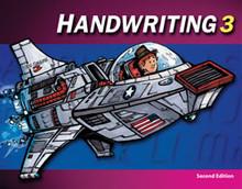 Handwriting 3 Student Worktext (2nd Ed.)