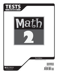 Math 2 Test (3rd Ed.)