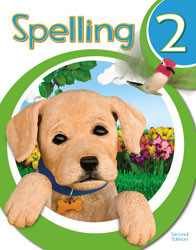 Spelling 2 Student Worktext (2nd Edition)