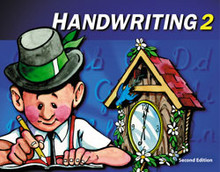 Handwriting 2 Student Worktext (2nd Ed.)