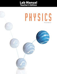 Physics Lab Manual Teacher's Edition (3rd Ed.)