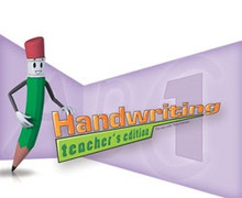 Handwriting 1 Teacher's Edition (3rd Ed.)