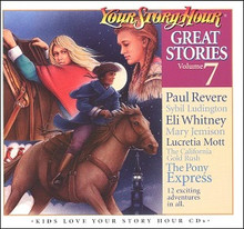 Great Stories Volume  7 CD
