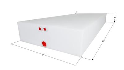 Jayco Fresh Water Tank WT3594 - 38 Gal., 0222046
