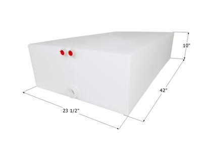 Jayco Fresh Water Tank WT3618 - 40 Gal., 0219279