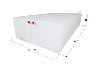 Jayco Fresh Water Tank WT3618 - 40 Gal., 0219280