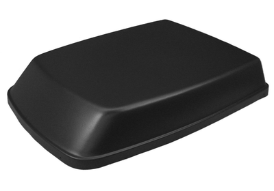 Dometic Penguin Duo Therm Air Conditioner Shroud - Black