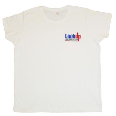 Fender Skirt T-Shirt - LookUp-Our-Skirts.com