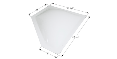 ICON 01864 RV Skylight