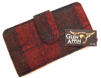 Harris Tweed Long Purse/Wallet