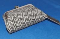 Harris Tweed Trifold Wallet