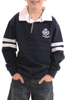 Children's Rugby Shirt with Thistle