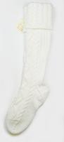 Handknit Kilt Socks