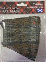 Tartan Face Mask - various tartans available