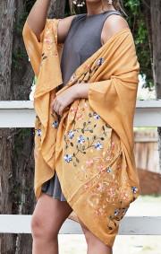 Fumika Kimono | Mustard