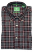 Forsyth of Canada Classic Fit Non-Iron Long Sleeve Multi Check Sport Shirt 8393-MAR