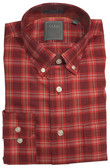 Enro Non-Iron Plingham Plaid Big & Tall Sportshirt