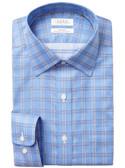 Enro Non-Iron Spread Collar Springdale Check Dress Shirt