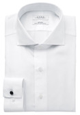 Enro Non-Iron Spread Collar Harrah Dobby Dress Shirt