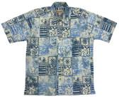 Santiki Fiji Camp Shirt 4596-9044