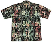 Santiki Fiji Camp Shirt 4596-9103