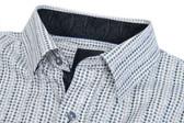 Fusion Charcoal/White Broken Circle Print Short Sleeve Sportshirt