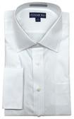 Enro/Damon Dobby Spread Collar Tonal Stripe Big & Tall Size Dress Shirt - 153523