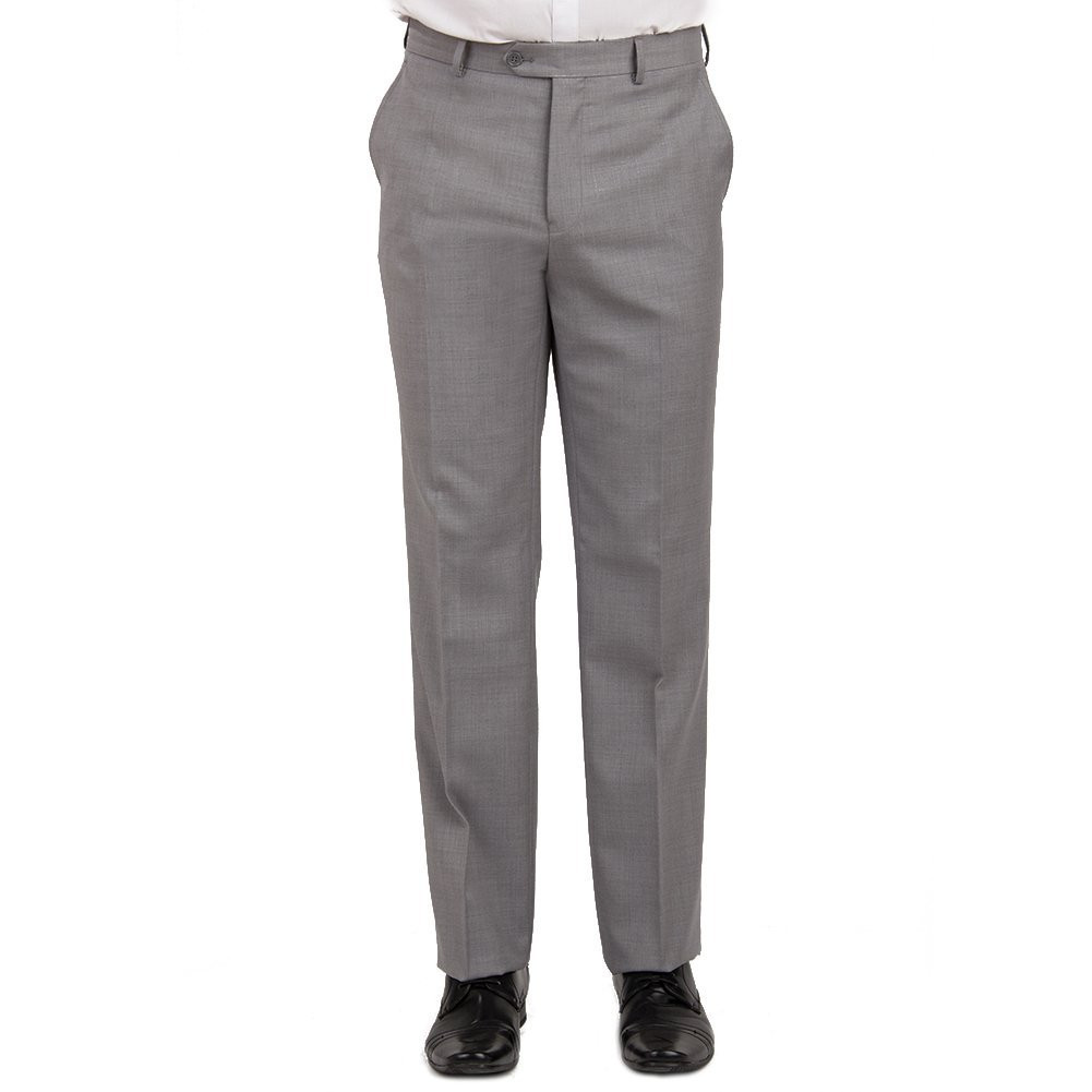 Mantoni Men S Modern Fit 100 Wool Suit Separate Flat Front Pants Dick Anthony Ltd