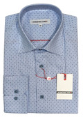 International Laundry Spread Collar Modern Fit Sportshirt - 9329