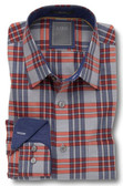 Enro Non-Iron Gannet Multi Check Big & Tall Sportshirt
