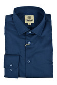 Trend by Fusion Royal Micro Dot Sportshirt