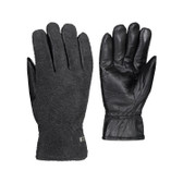 Ganka Polar Fleece Lined Sheepskin Leather Glove