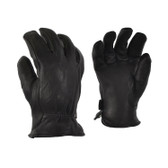 Ganka Unlined Deerskin Leather Work Glove