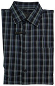 Fusion Black Grid Check Sportshirt