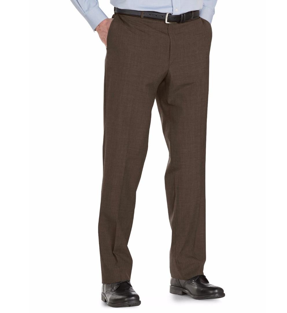 Austin Reed Self Sizer Flat Front Pant Dick Anthony Ltd