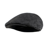 Ganka Wool Knit Ivy Cap with Retractable Earflaps