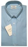 Enro Non-Iron Button Down Collar Sky Blue Dress Shirt